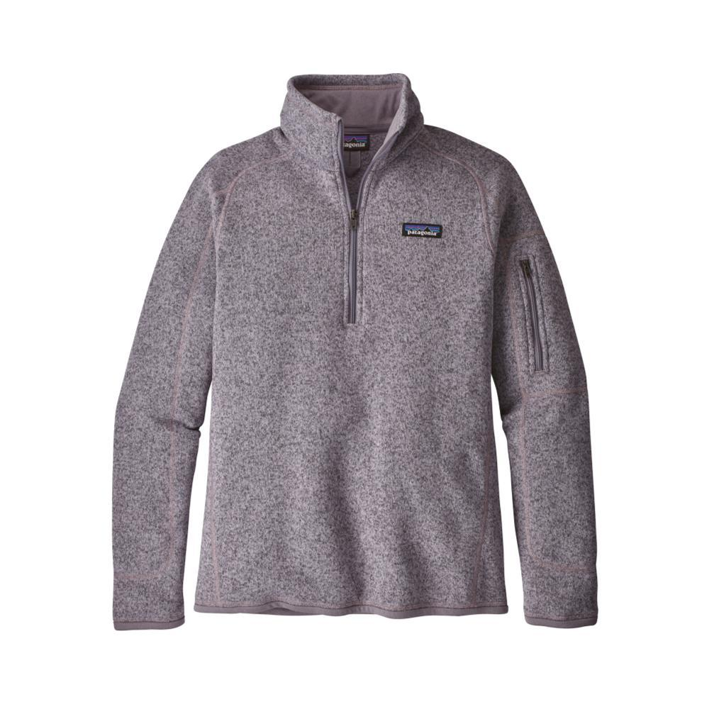 Patagonia Women's Better Sweater 1/4-Zip SVIL_VIOLET