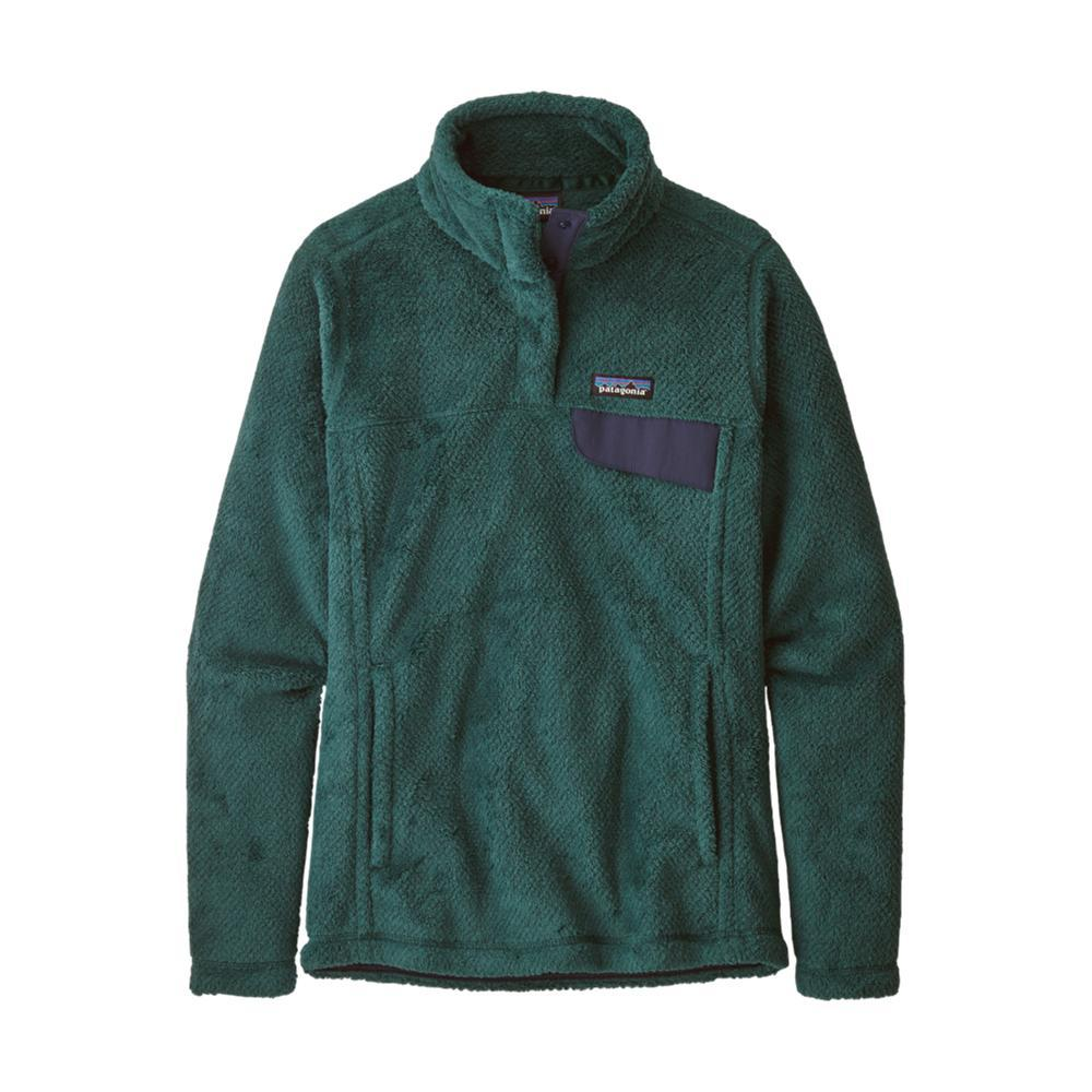 Patagonia Women's Re-Tool Snap-T Pullover GREEN_PKGX