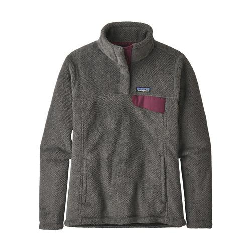 Patagonia Women's Re-Tool Snap-T Pullover Grey_fixb