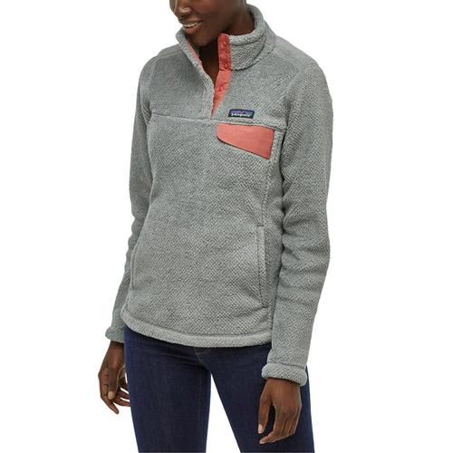 Patagonia Women's Re-Tool Snap-T Pullover Nickel_tnxa