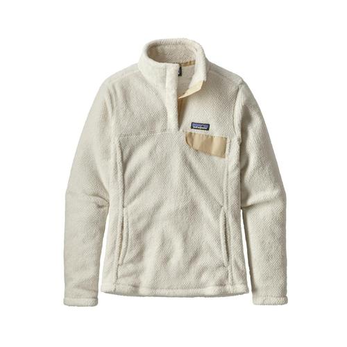 Patagonia Women's Re-Tool Snap-T Pullover Rwx_wht