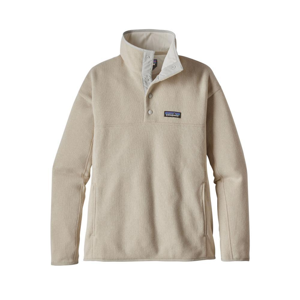 Patagonia Women's Lightweight Better Sweater Marsupial Pullover BLST_STONE