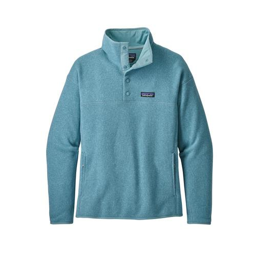 Patagonia Women's Lightweight Better Sweater Marsupial Pullover Dabl_blue