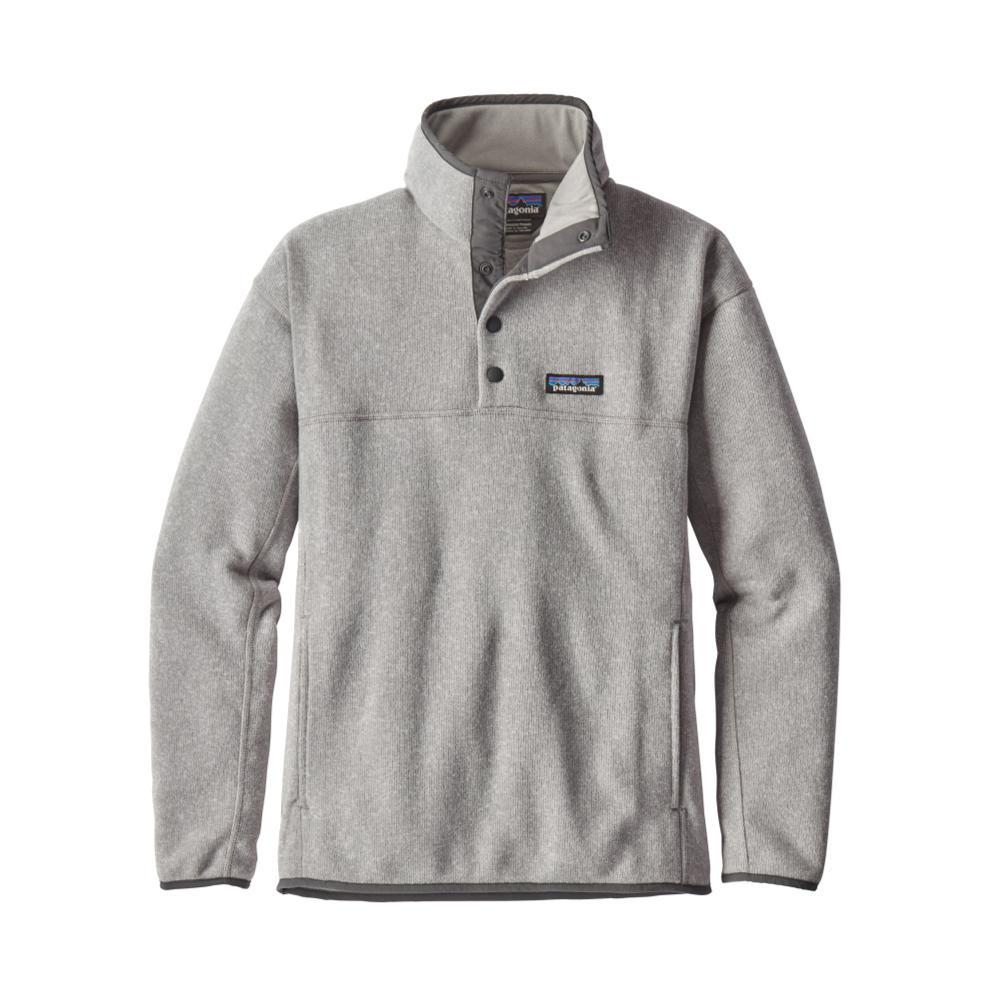 Patagonia Women's Lightweight Better Sweater Marsupial Pullover GREY_DFTG
