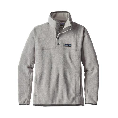Patagonia Women's Lightweight Better Sweater Marsupial Pullover Grey_dftg
