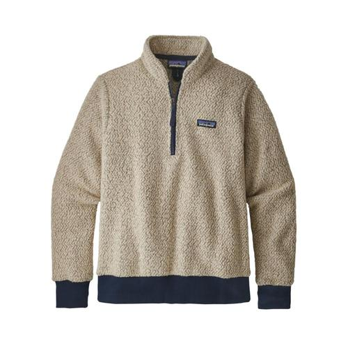 Patagonia Women's Woolyester Fleece Pullover Oat_hthr