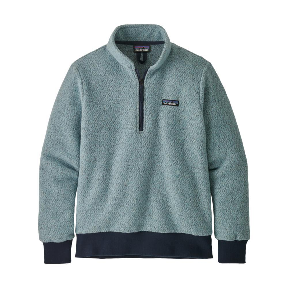 Patagonia Women's Woolyester Fleece Pullover SKYBLUE_BSBL