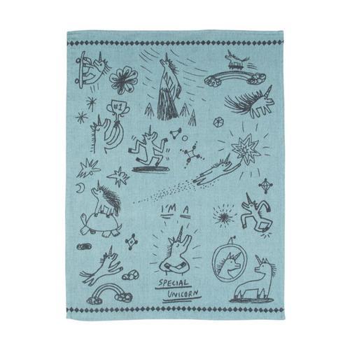 Blue Q Special Unicorn Dish Towel