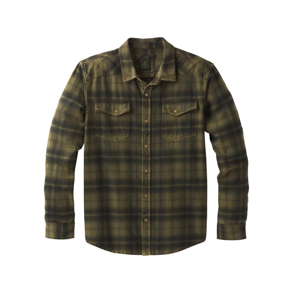 Prana Men's Horizon Long Sleeve Flannel