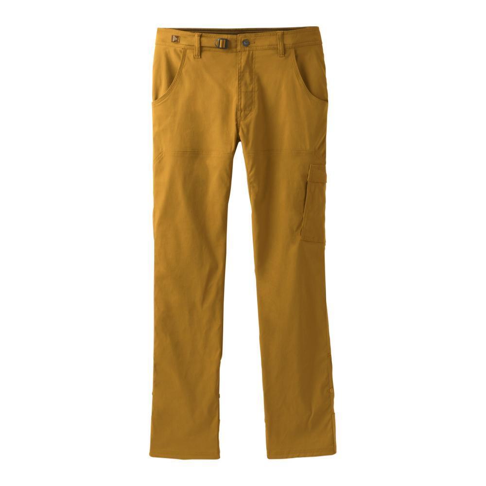 prAna Men's Stretch Zion Strait Pants - 30in Inseam BRONZED