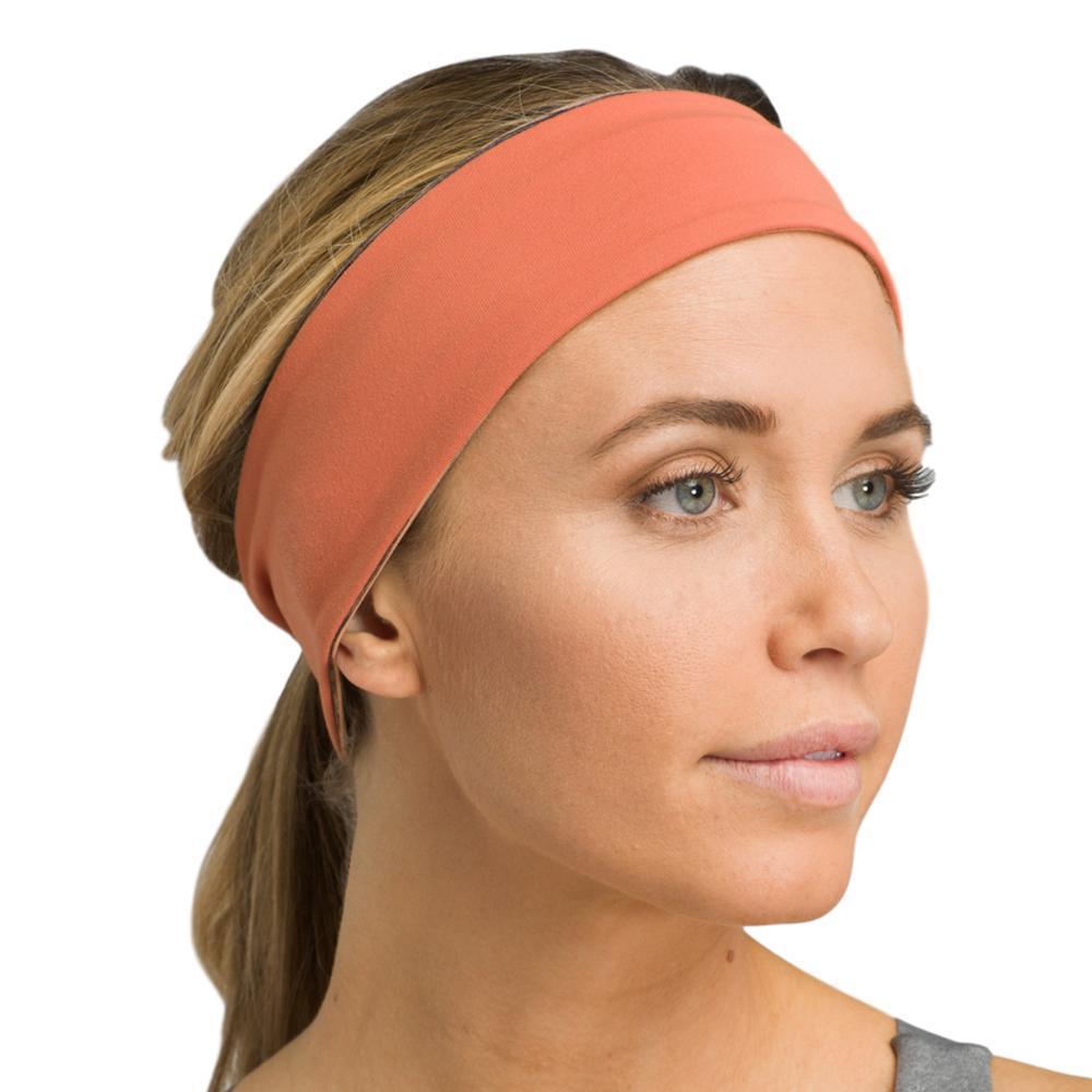 prAna Women's Reversible Headband PEACHHEATH