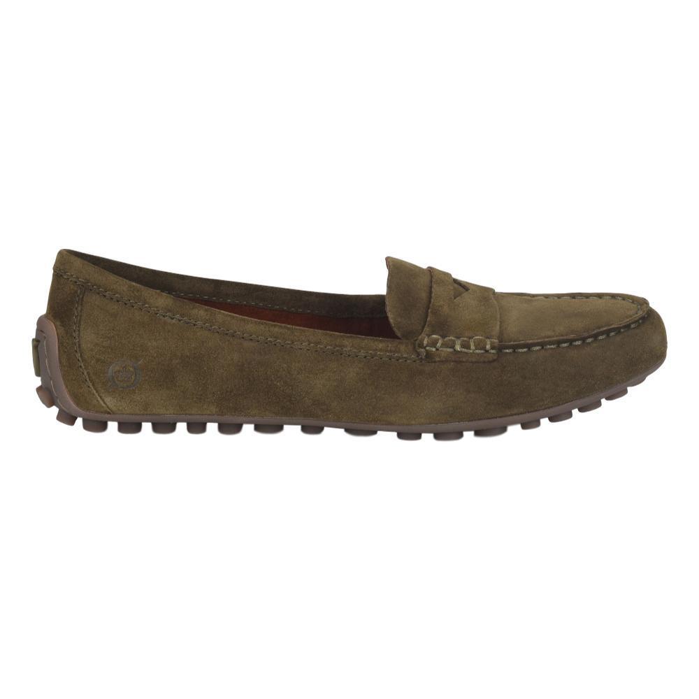 Born Women's Malena Shoes GREEN