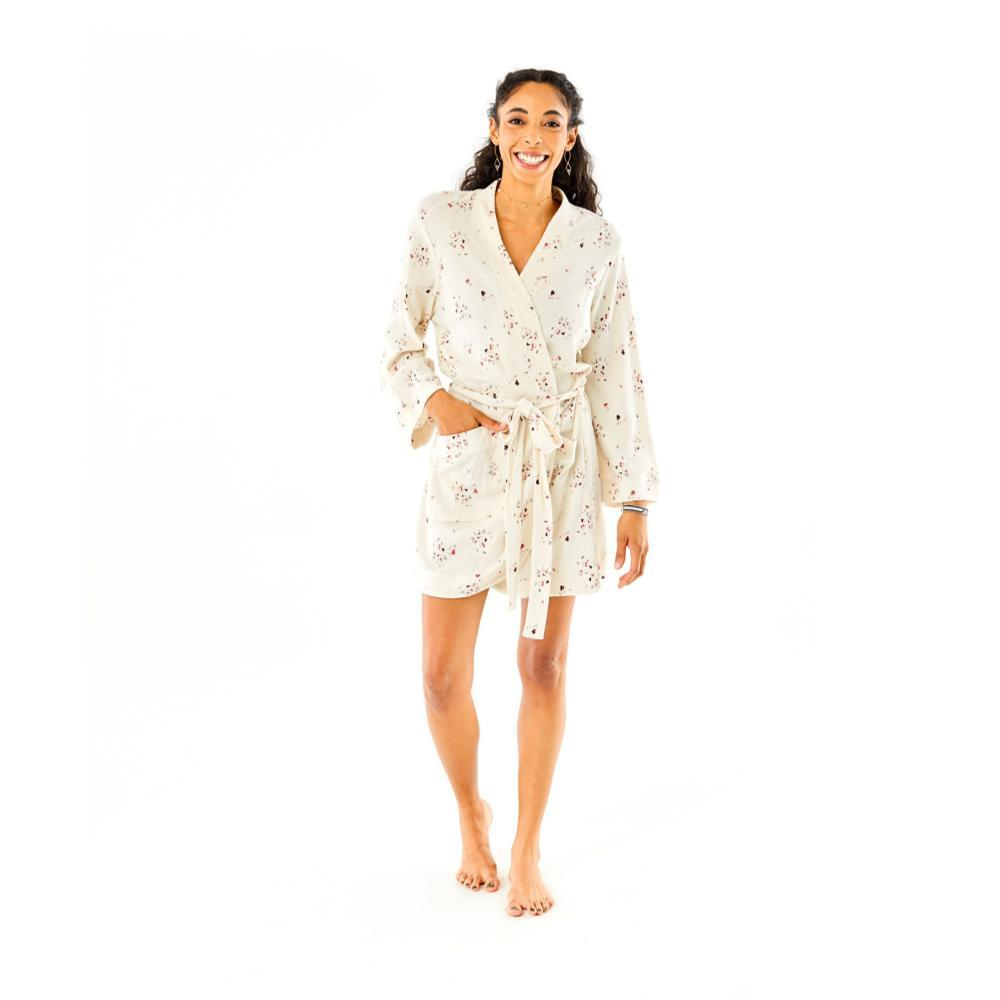 Carve Designs Women's Harlow Robe BIRCH