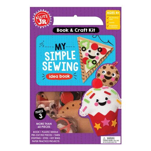 Klutz Jr. My Simple Sewing Activity Kit