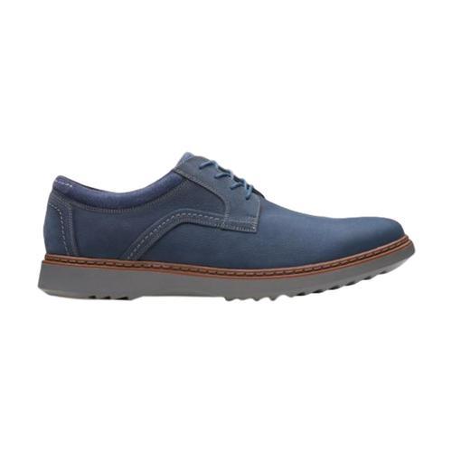 Clarks Men's Un Geo Lace Shoes Navynbk