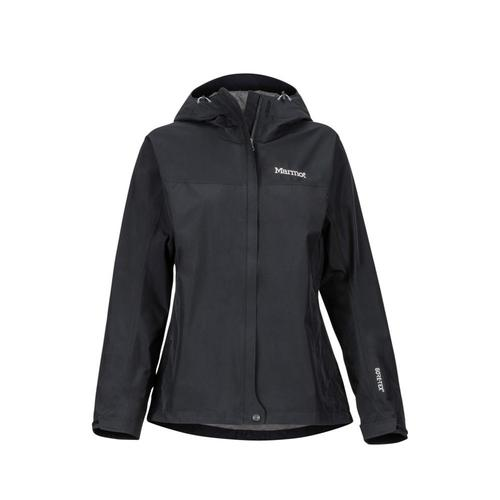 Marmot Women's Minimalist Waterproof Jacket Black_001