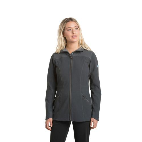 KUHL Women's Klash Trench Carbon