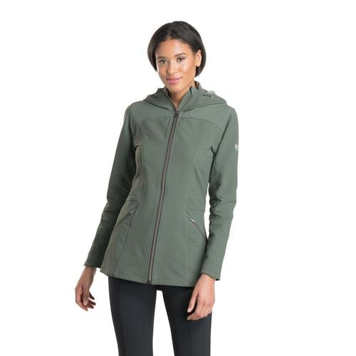 KUHL Women's Klash Trench Sage