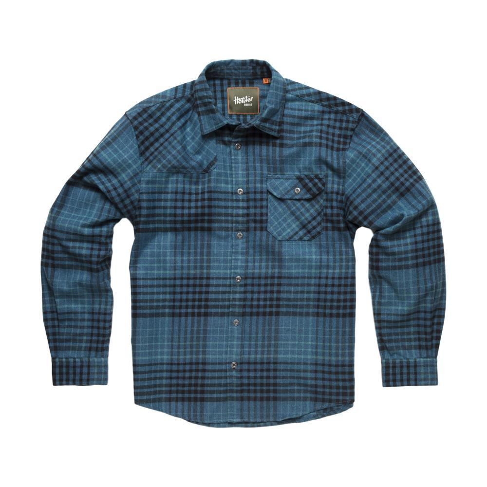 Howler Brothers Men's Harker's Flannel Long Sleeve Shirt SEASCAPE