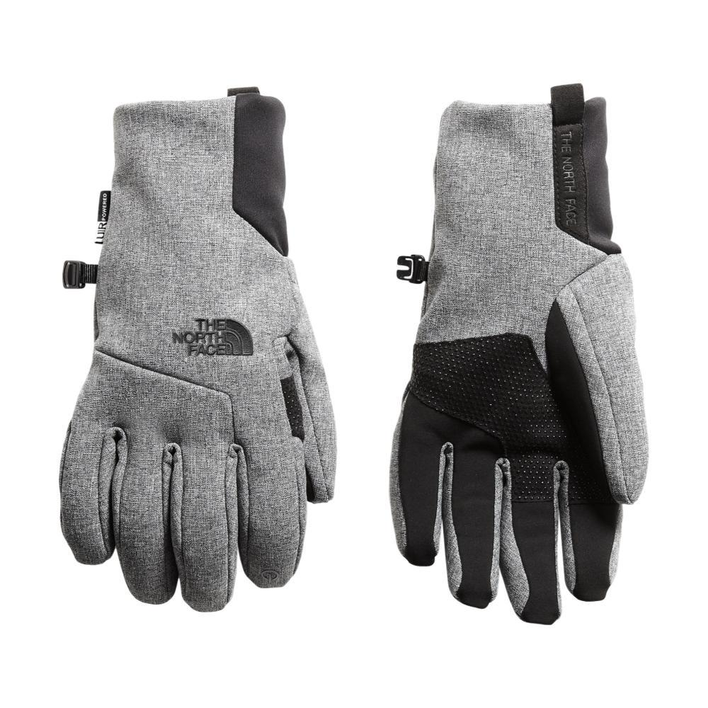 The North Face Men's Apex Etip Gloves MEDGREY_JBV