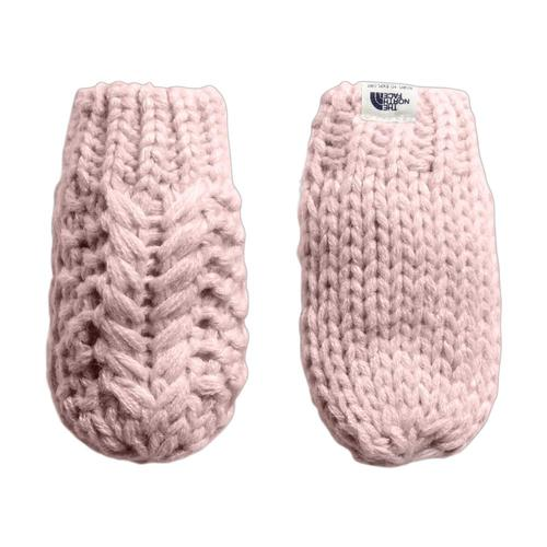 The North Face Baby Minna Mitts Pink_rs4