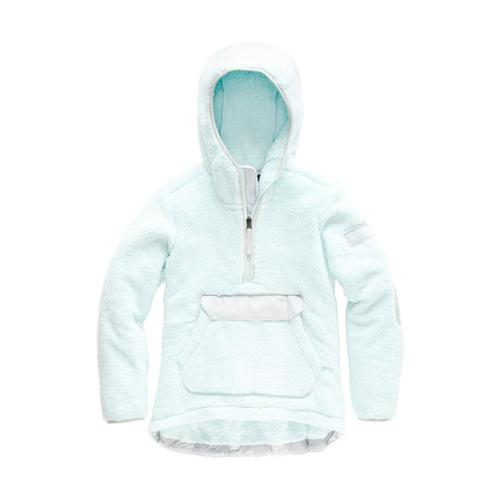 The North Face Girls Campshire Pullover Hoodie Orblue_16e