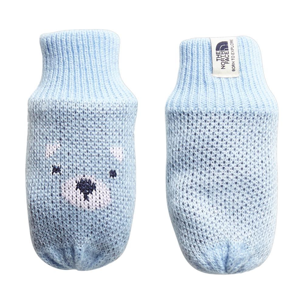 The North Face Baby Friendly Faces Mitts PALEBLUE_4Y1