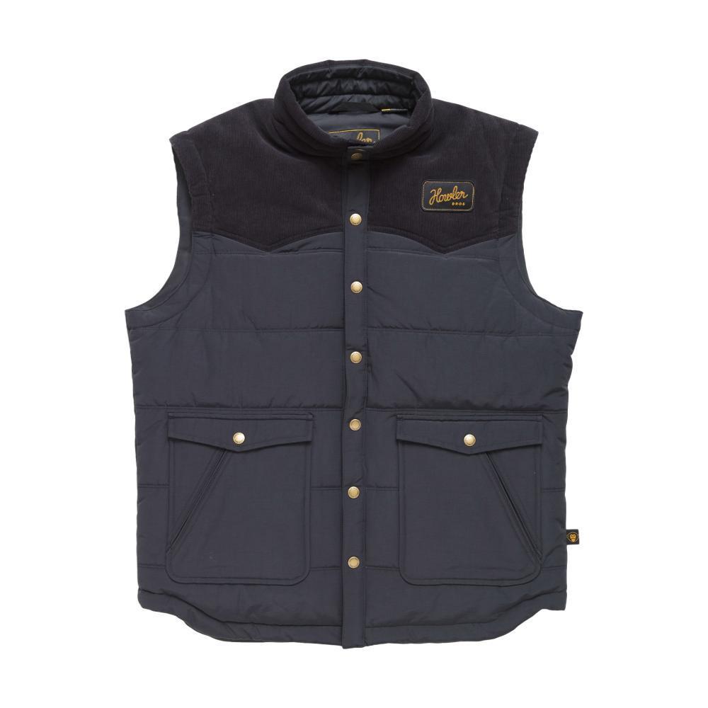 Howler Brothers Men's Rounder Vest BLACKBLACK