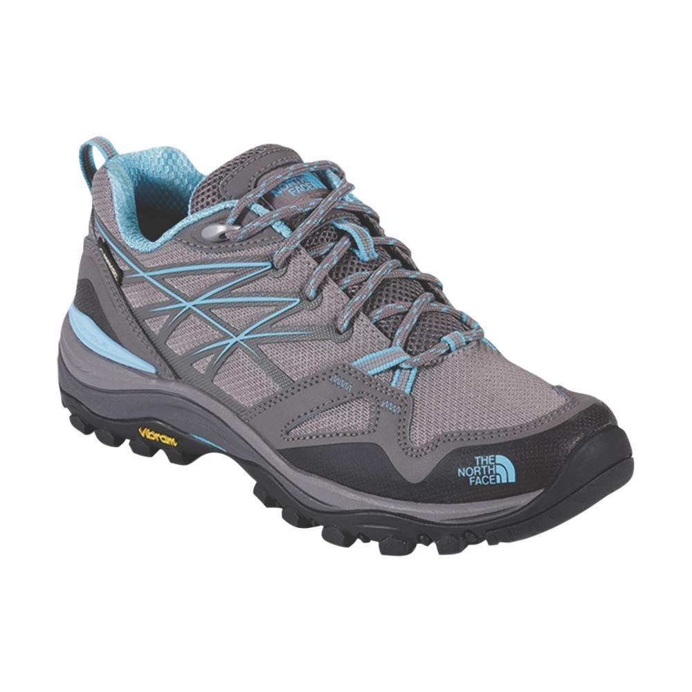 The North Face Women's Hedgehog Fastpack GTX Hiking Shoes GREY/BLUERD6