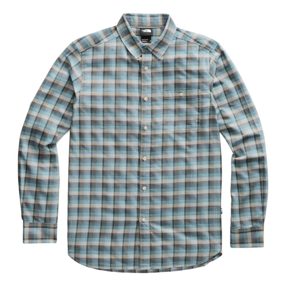 The North Face Men's Long Sleeve Hayden Pass 2.0 Shirt SHADYBLUE_GH0