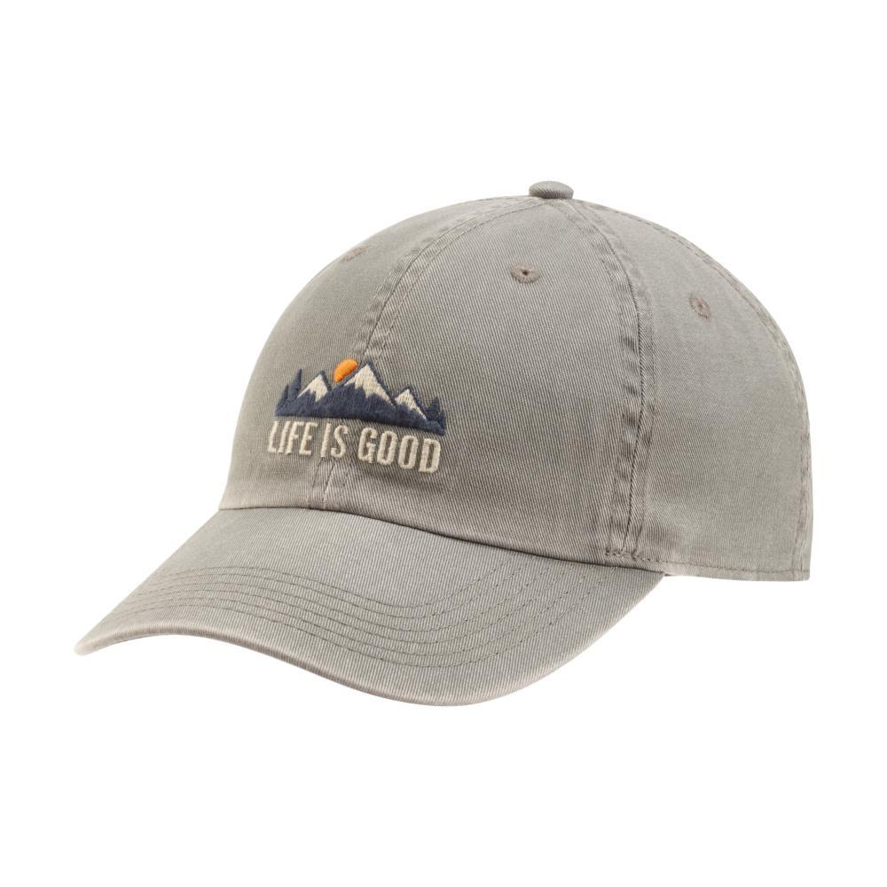 Life is Good Mountains Chill Cap SLATEGRAY