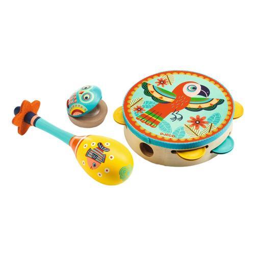 Djeco Animambo Set of Three Instruments