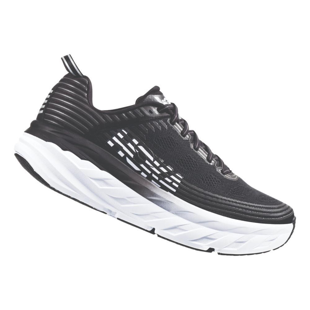 HOKA ONE ONE Men's Bondi 6 Running Shoes BLACK_BLK