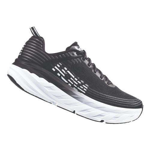 HOKA ONE ONE Men's Bondi 6 Running Shoes Black_blk