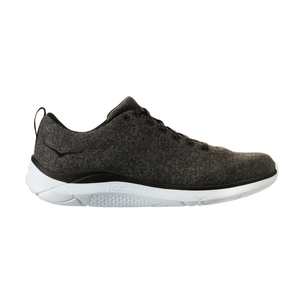 HOKA ONE ONE Men's Hupana Wool Shoes NTGRY_NGWH