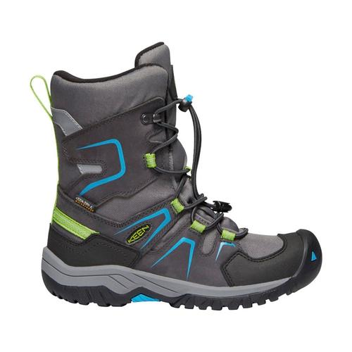 KEEN Youth Levo Winter WP Boots Magntblue