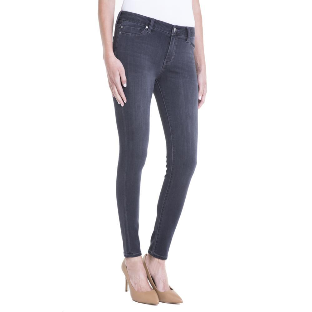 Liverpool Women's Abby Skinny Jeans METEORITE