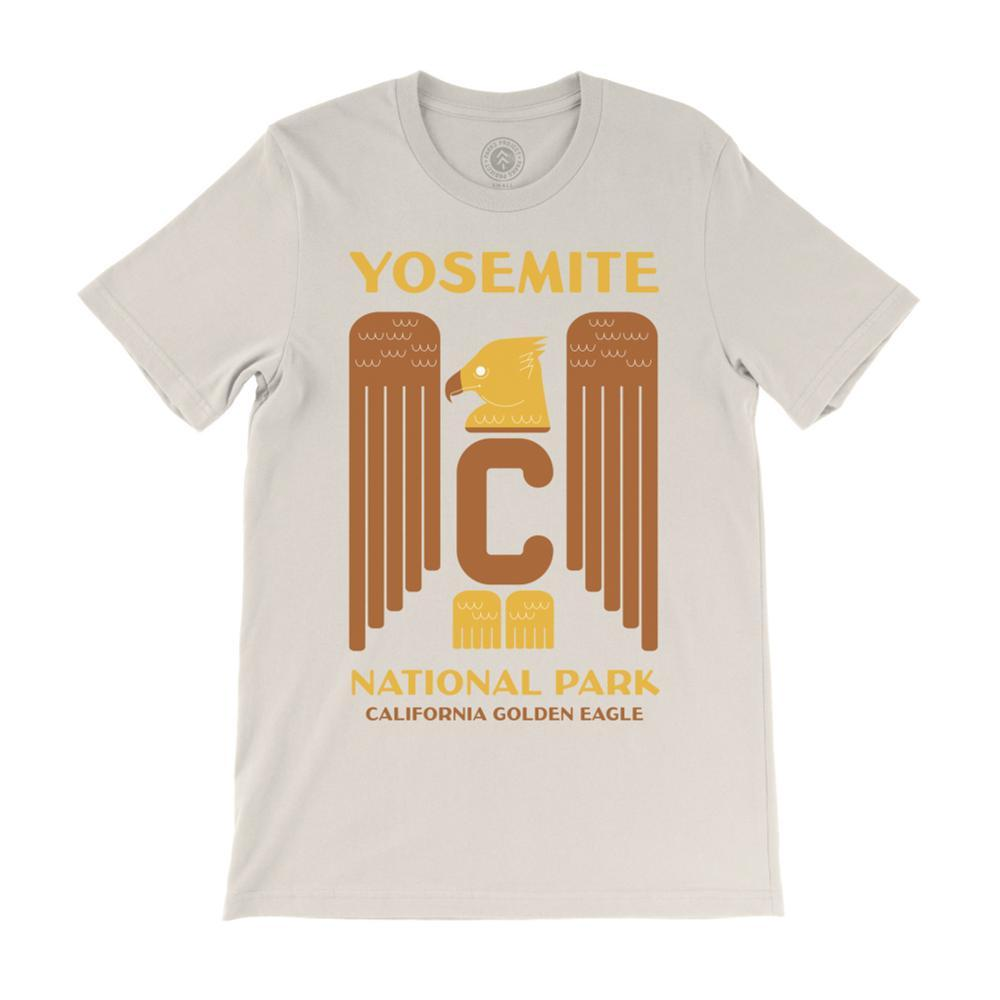 Parks Project Unisex Yosemite Golden Eagle Tee NATURAL