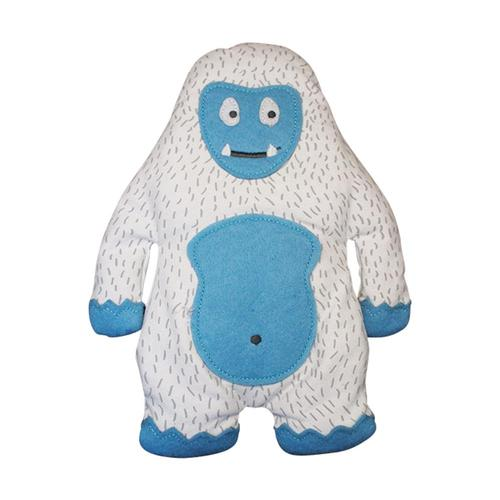 Gama-Go Huggable Yeti Pillow