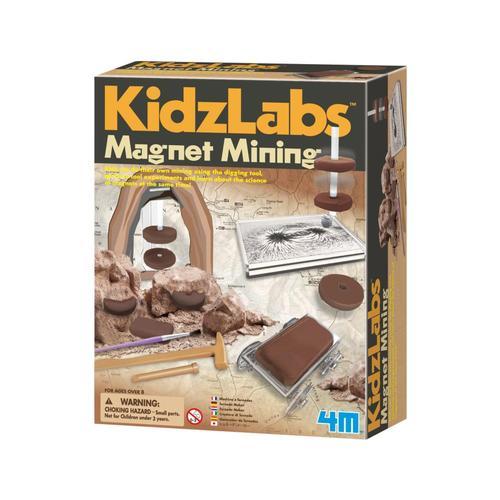 4M Kidz Labs Magnet Mining Set
