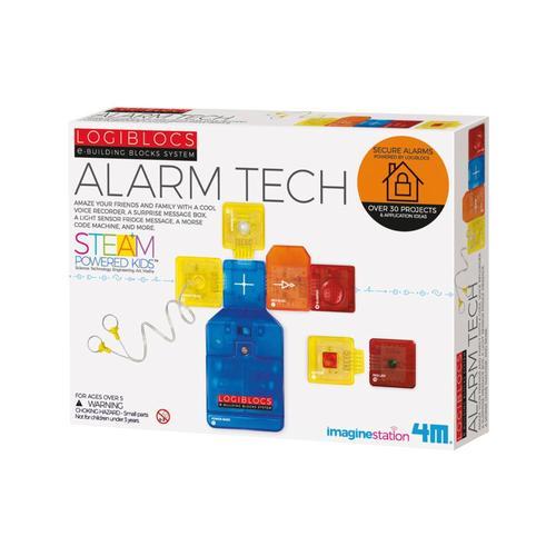 4M Logiblocs Alarm Tech Kit