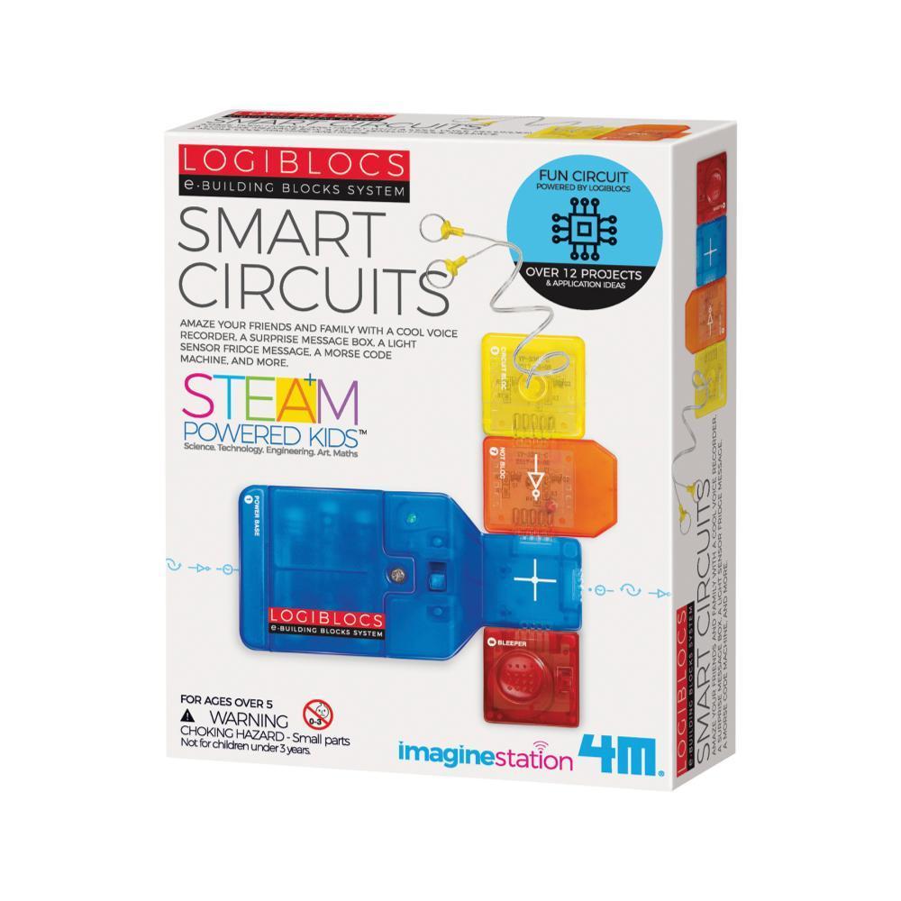 4m Logiblocs Smart Circuits Kit