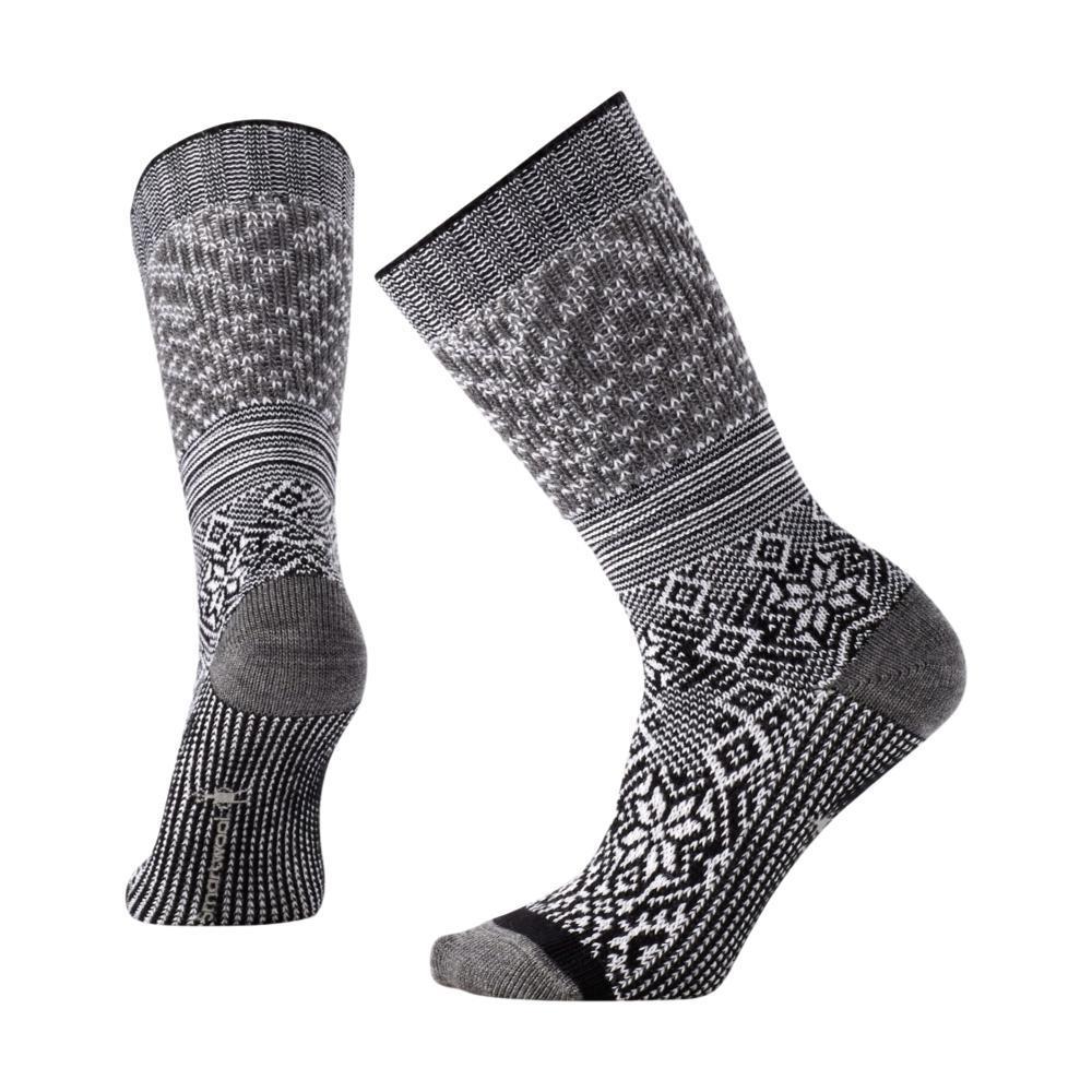 Smartwool Women's Snowflake Flurry Socks BLACK_001