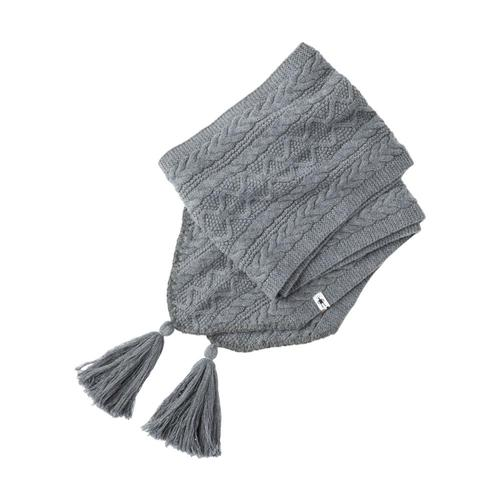 Smartwool Bunny Slope Scarf Grayht_084