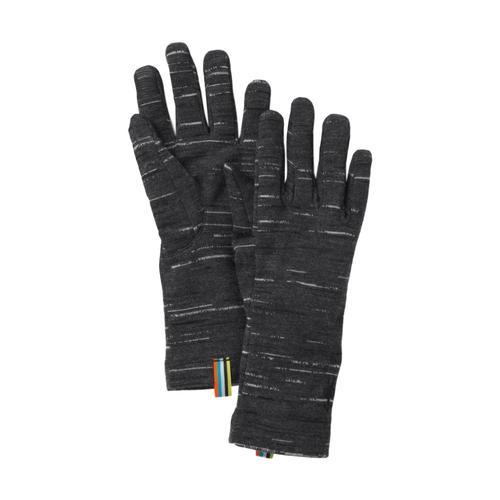 Smartwool Merino 250 Pattern Gloves Charcbk_698
