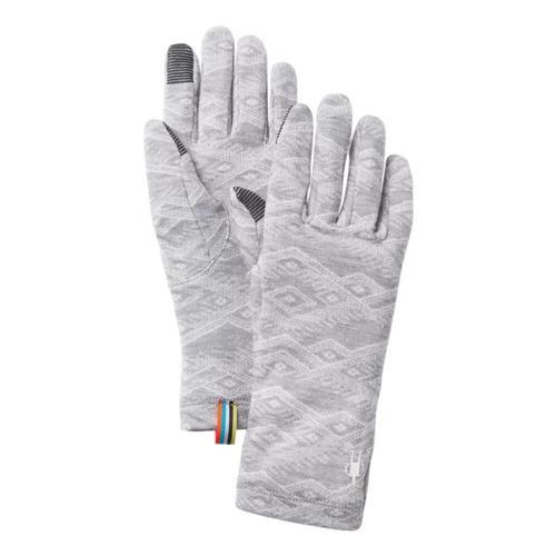 Smartwool Merino 250 Pattern Gloves Greymt_h26