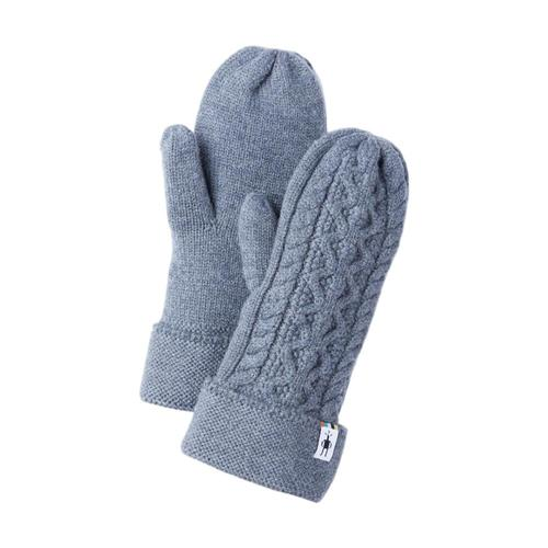 Smartwool Women's Bunny Slope Mittens Grayht_084