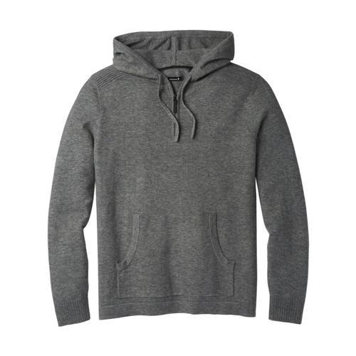 Smartwool Men's Hidden Trail Donegal Hoody Sweater Medgray