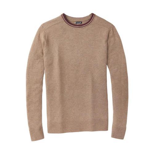 Smartwool Men's Sparwood Crew Sweater Bourbonb29