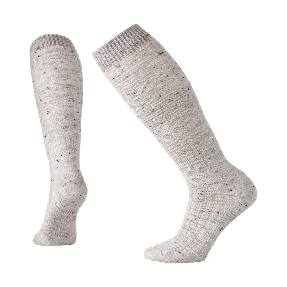 Smartwool Women's Wheat Fields Knee High Socks WWHITE_983